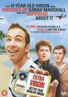 41 year old virgin that knocked up Sarah Marshall and felt superbad about it (DVD)