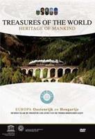 Treasures of the world-oostenrijk en hongarije (DVD)