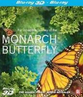 Monarch butterfly (2D+3D) (Blu-ray)