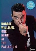 Robbie Williams - One night at the Palladium (DVD)