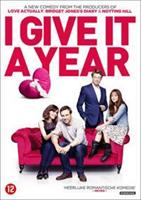 I give it a year (DVD)