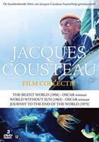 Jacques Cousteau filmcollectie (DVD)