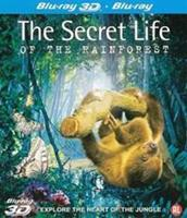 Secret life of the rainforest (3D) (Blu-ray)