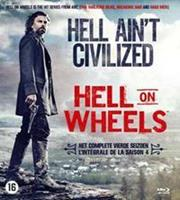 Hell On Wheels - Seizoen 4