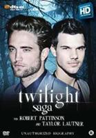 Twilight - The Robert Pattinson and Taylor Lautner saga (DVD)