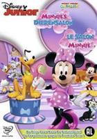 Mickey Mouse clubhouse - Minnie's dierensalon (DVD)