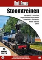 Rail away - Stoomtreinen (DVD)