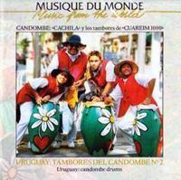 Uruguay Candombe Drums..