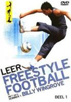Leer freestyle football 1 (DVD)