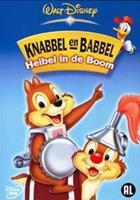 Knabbel & Babbel-heibel in de boom (DVD)