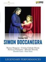 Gallardo Domas Hampson - Legendary Performances Simon Boccan