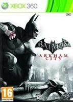 Warner Bros Batman Arkham City