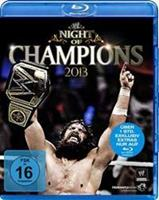 WWE - Night Of The Champions 2013 (Blu-ray)