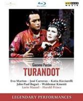 Carreras Marton - Legendary Performances Turandot BR