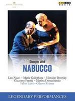 Nucci, Guleghina,Dvorsky - Legendary Performances Nabucco Wene