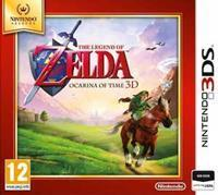 The Legend of Zelda Ocarina of Time 3D ( Selects)