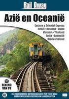 Rail away continenten - Azie en Oceanie (DVD)