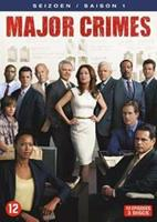Major crimes - Seizoen 1 (DVD)