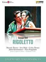 Alvarez,Mula,Constantinova - Legendary Performances Rigoletto GR