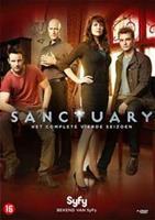 Sanctuary - Seizoen 4 DVD