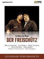 Groschel,Nielsen,Hartelius - Legendary Performances Weber Der FR