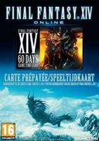 Square Prepaid Card (60 Days) Final Fantasy XIV - A Realm Reborn