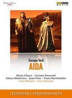 Pavarotti Chiara - Legendary Performances Aida