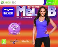 Black Bean Games Get Fit with Mel B (Kinect) + Resistance Band