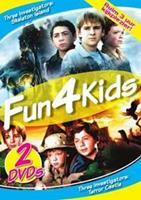 Fun4kids - Three investigators 1 & 2 (DVD)