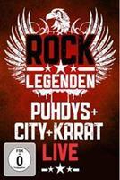 Puhdys/City/Karat - Rock Legenden Live