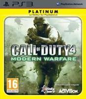 Call of Duty 4: Modern Warfare Platinum Edition - PS3