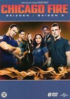 Chicago fire - Seizoen 3 (DVD)