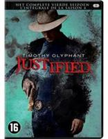 Justified - Seizoen 4 (DVD)