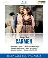 Domingo Obraztsova - Legendary Performances Carmen BR