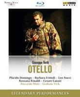 Frittoli Domingo - Legendary Performances Otello BR