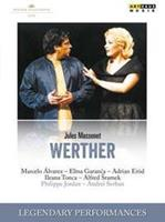 Alvarez, Caranca, Erod - Legendary Performances Werther Wene