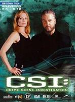 CSI - Seizoen 5 deel 1 (DVD)