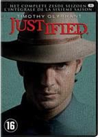 Justified - Seizoen 6 (DVD)