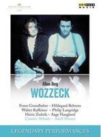 Grundheber,Raffeiner,Behrens - Legendary Performances Berg Wozzeck