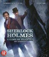 Sherlock Holmes - A game of shadows (Blu-ray)