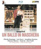 Domingo,Nucci, Barstow - Legendary Performances Un Ballo In
