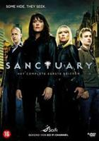 Sanctuary - Seizoen 1 DVD