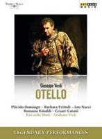 Frittoli Domingo - Legendary Performances Otello