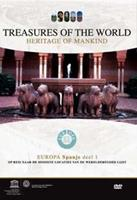 Treasures of the world-spanje 1 (DVD)