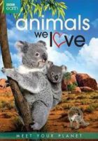 BBC earth - Animals we love (DVD)
