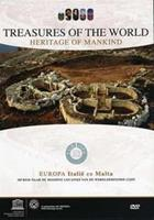 Treasures of the world-italië 2 & malta (DVD)