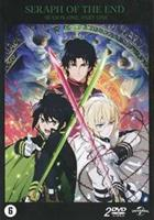 Seraph of the end - Seizoen 1 deel 1 (DVD)