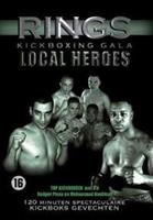 Rings kickboxing gala-local heroes (DVD)
