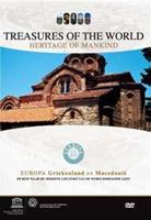 Treasures of the world-griekenland en macedonië (DVD)