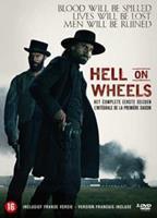 Hell on wheels - Seizoen 1 (DVD)
